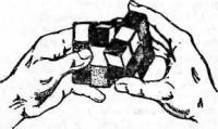 Снова кубик Рубика