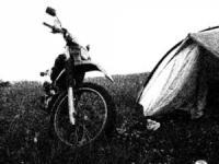 Шесть дней Всемирного потопа, или Дневник мотоциклистки