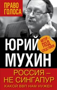 Россия — не Сингапур. Какой ВВП нам нужен