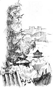 Нина Силаева - Стихотворения о Китае. Осыпаются бордюры времени