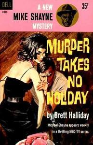 Убийство не берет отпуска