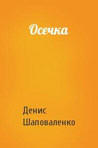 Денис Шаповаленко - Осечка