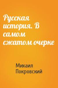Русская история. В самом сжатом очерке