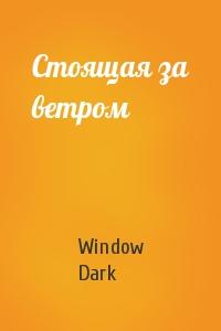 Window Dark - Стоящая за ветром