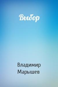 Владимир Марышев - Выбор