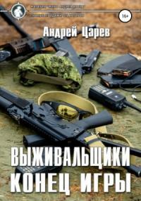 Андрей Царев - Конец игры