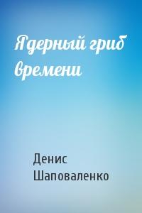 Денис Шаповаленко - Ядерный гриб времени