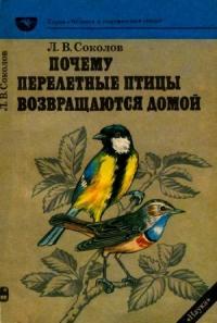 Леонид Соколов - Почему перелетные птицы возвращаются домой