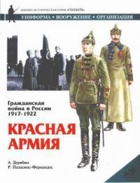 Гражданская война в России 1917-1922. Красная Армия
