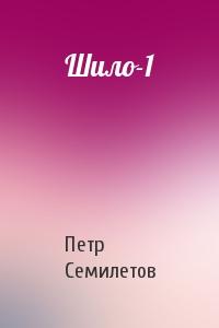 Петр Семилетов - Шило-1