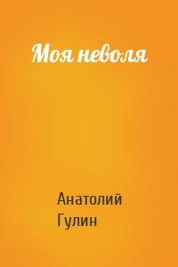 Анатолий Гулин - Моя неволя