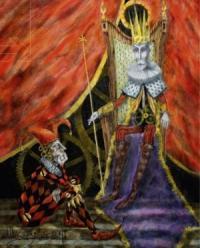 Шут при дворе короля