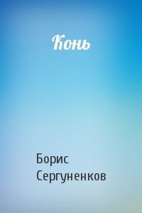 Борис Сергуненков - Конь