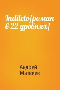 Indileto[роман в 22 уровнях]