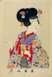 Любительница гусениц (японская новелла XII века)