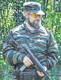 Дело солдата (интервью Литературной газете 20016 05)