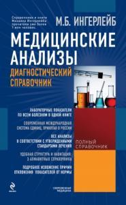Медицинские анализы: диагностический справочник