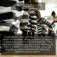 «Успех» тюрем. Перевод статьи «The 'success' of prisons» из 16-го выпуска официального онлайн-журнала проекта TVP Magazine