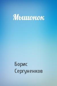 Борис Сергуненков - Мышонок