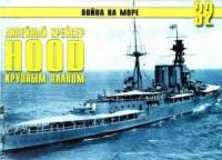 Британский линейный крейсер «Hood» Крупным планом