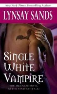 Линси Сэндс - Одинокий белый вампир