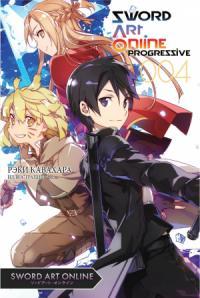 Sword Art Online Progressive. Том 4.