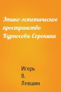 Этико-эстетическое пространство Курносова-Сорокина