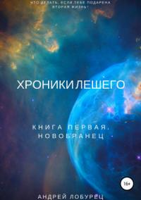 Хроники Лешего. Книга первая. Новобранец