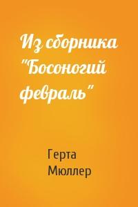 """Из сборника """"Босоногий февраль"""""""