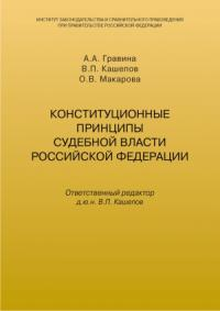 Конституционные принципы судебной власти Российской Федерации