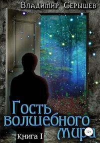 Гость волшебного мира. Книга 1: Незнакомец (СИ)