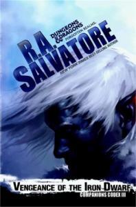 Роберт Сальваторе - Месть железного дворфа