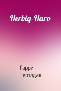 Herbig-Haro